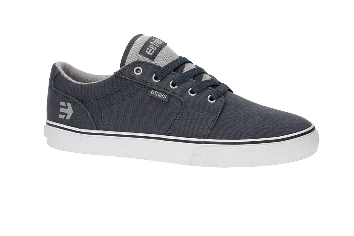 Etnies Barge LS Scarpa (charcoal heather)