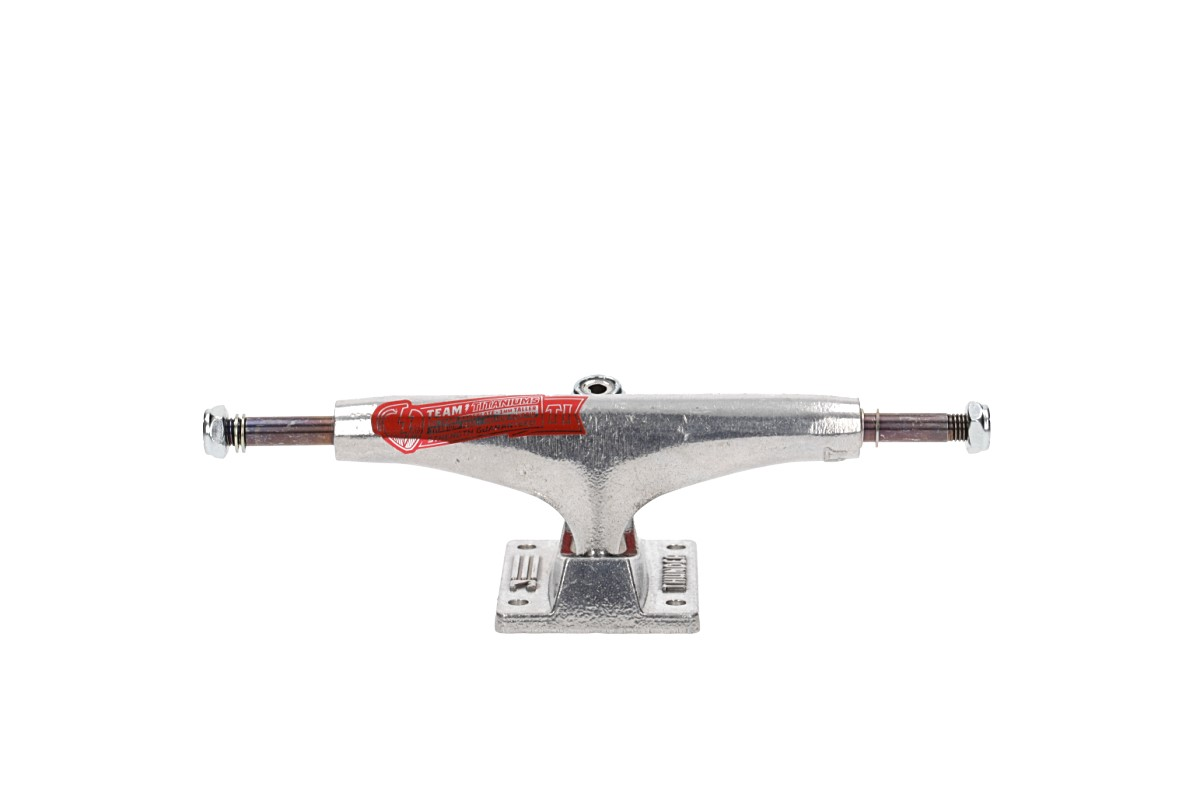 Thunder 147 High Titanium Team Truck (polished)