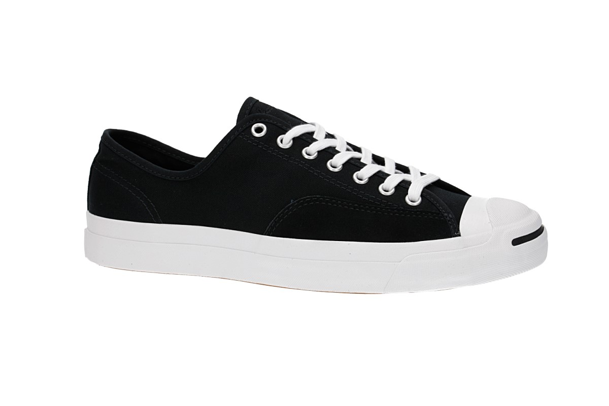 Converse Jack Purcell Pro Zapatilla  (black black white)