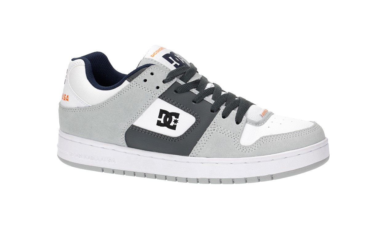 DC Manteca Shoes (grey white)