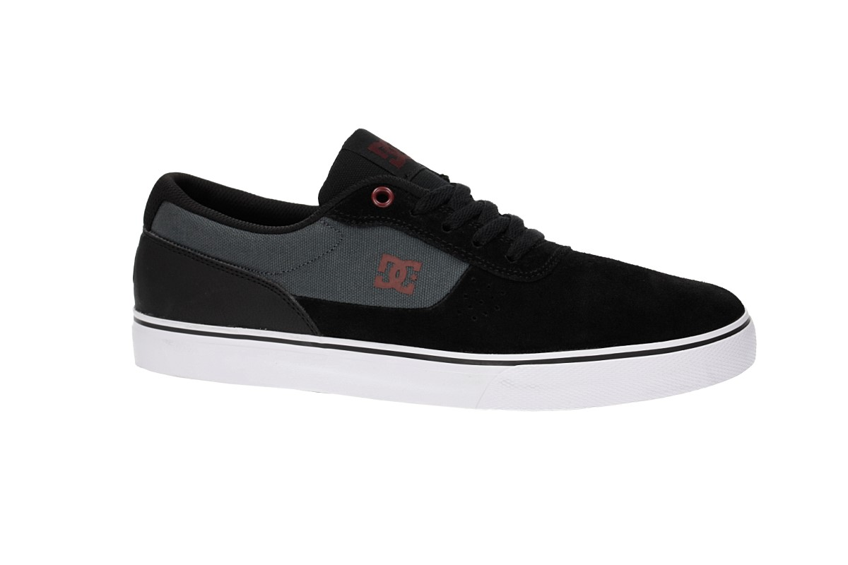 DC Switch S Shoes (black charcoal)