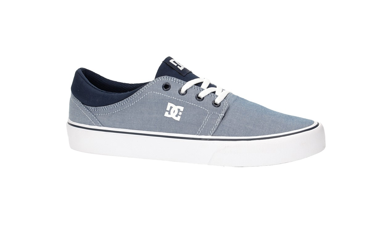 DC Trase TX SE Shoes (blue white blue)