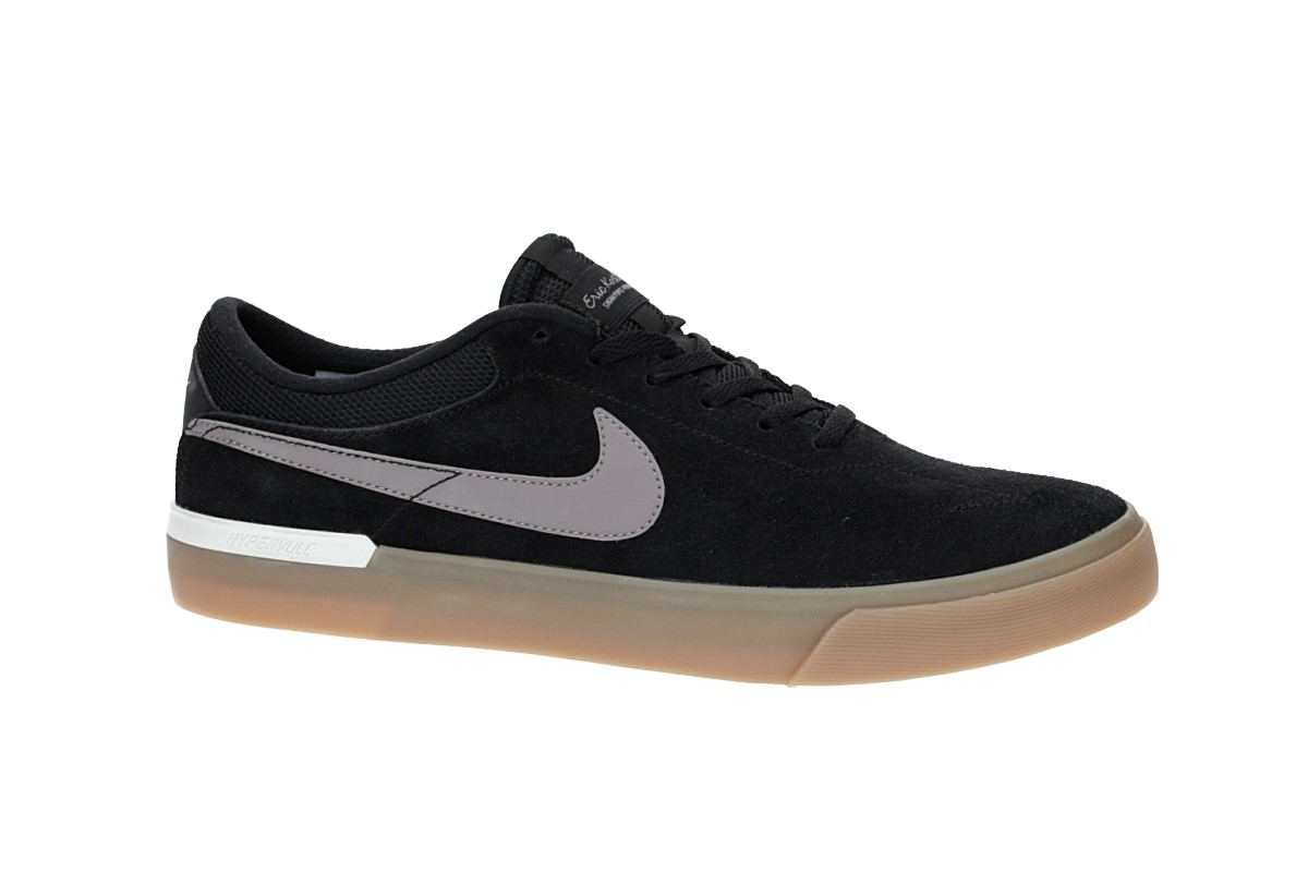 Nike SB Koston Hypervulc Schuh (black gunsmoke vast grey)