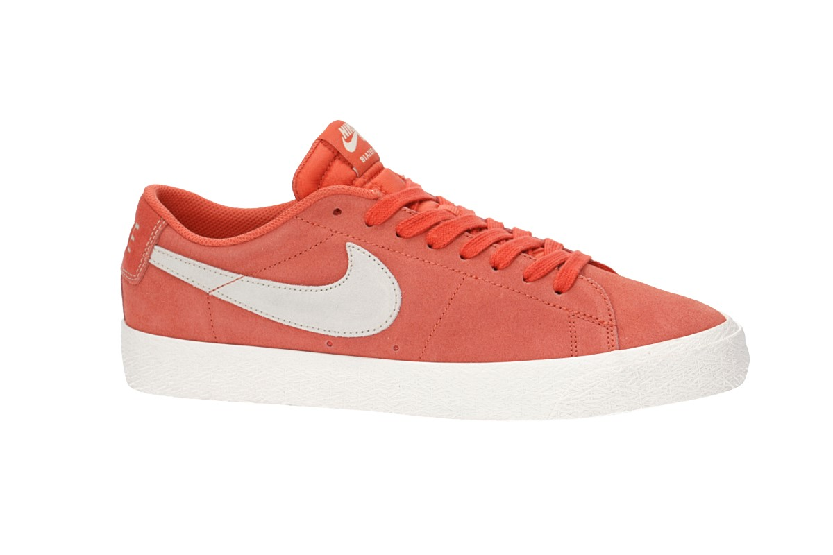 Nike SB Zoom Blazer Low Chaussure (vintage coral fossil sail)