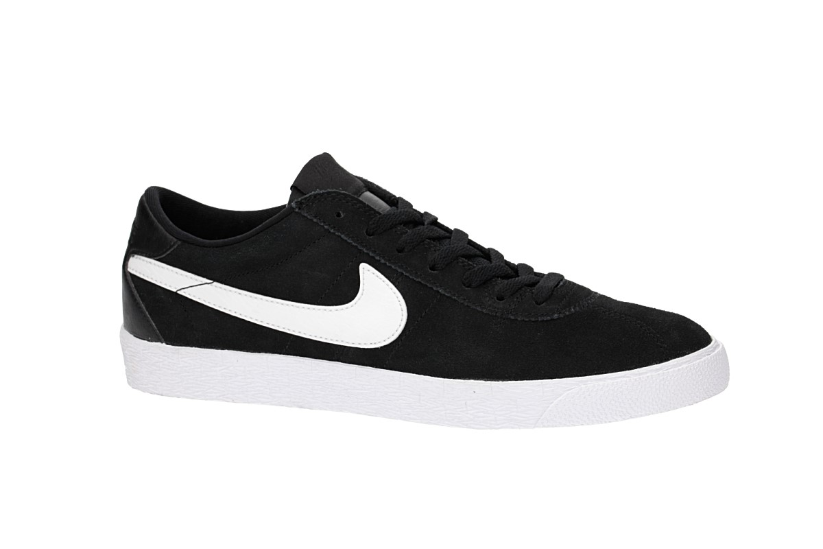 Nike SB Zoom Bruin Shoes (black white)
