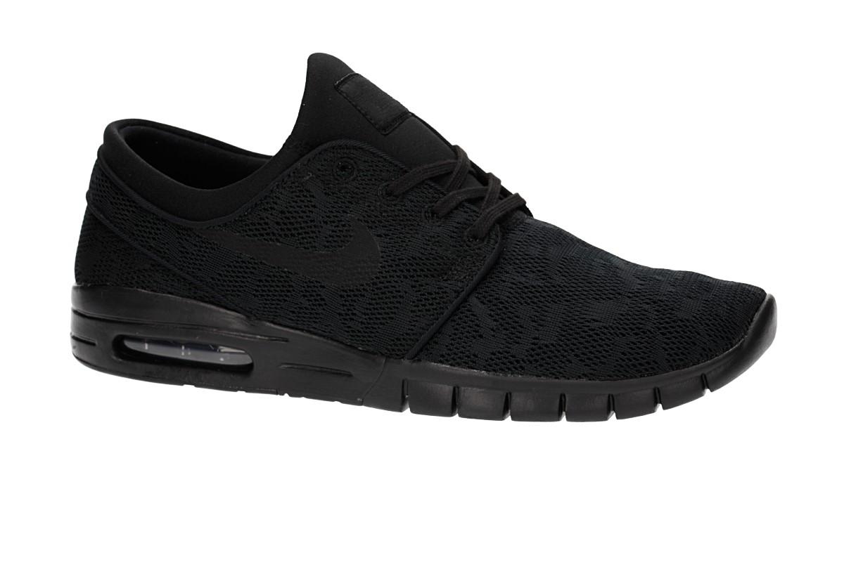 best sneakers b8c72 26c4b Nike SB Stefan Janoski Max Schuh (black black anthracite)