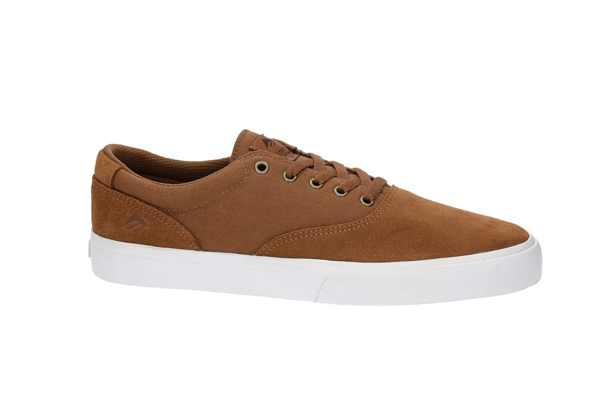 Emerica Provost Slim Vulc Chaussure (tan white)