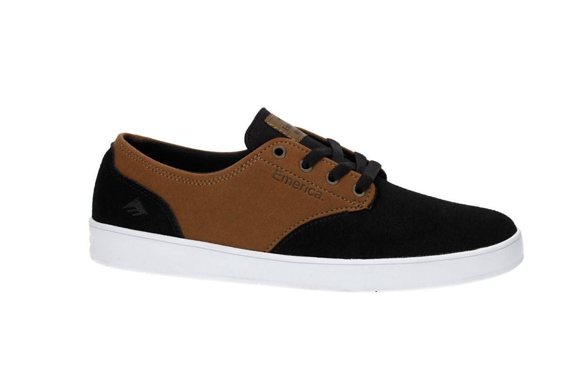 Emerica The Romero Laced Schuh (black brown)