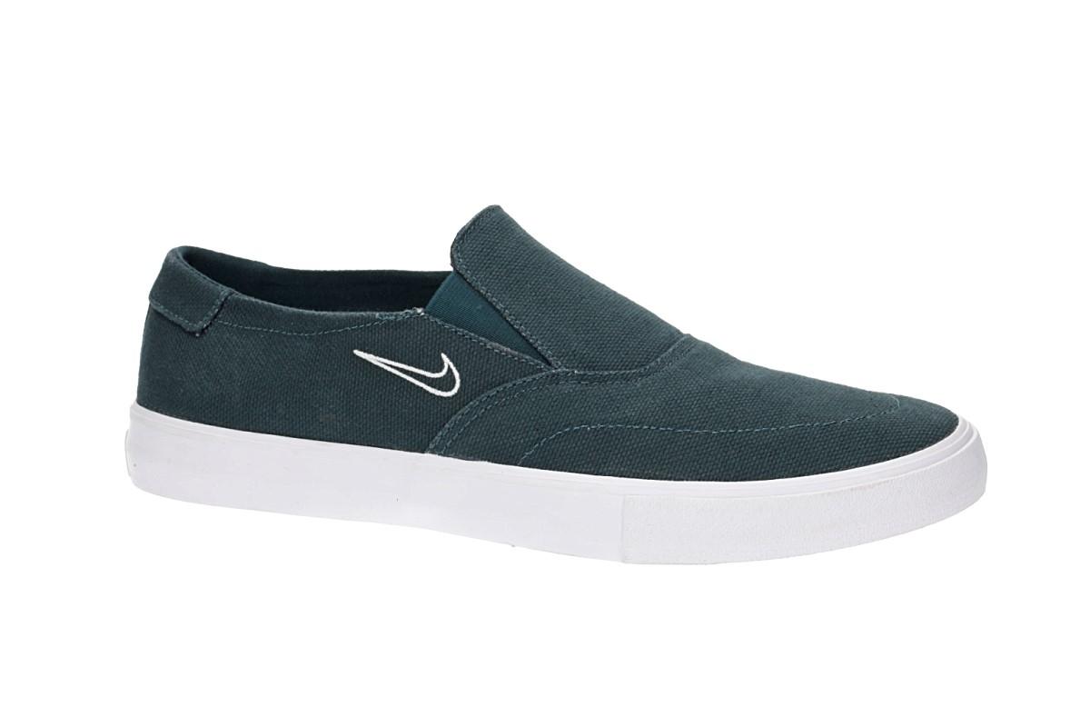 Nike SB Portmore II Solarsoft Slip Chaussure (deep jungle)