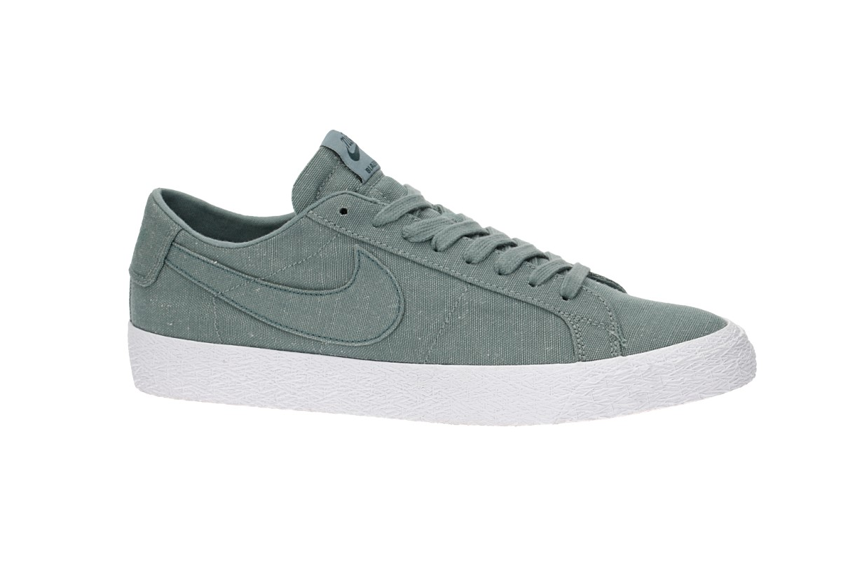 Nike SB Zoom Blazer Low Canvas Deconstructed Shoes (clay green) buy ... f24f89581