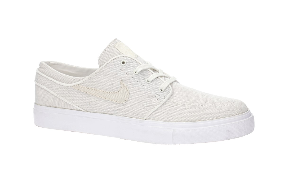 Nike SB Zoom Stefan Janoski Canvas Deconstructed Zapatilla (sail fossil vintage)