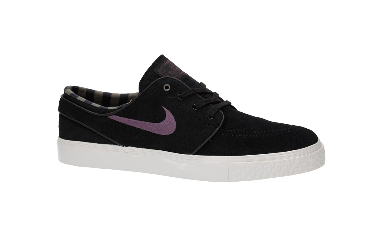 Nike SB Zoom Stefan Janoski Zapatilla (black pro purple ridgerock light)