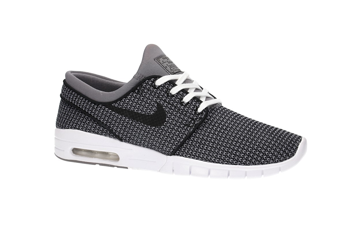 Nike SB Stefan Janoski Max Shoes (gunsmoke black)