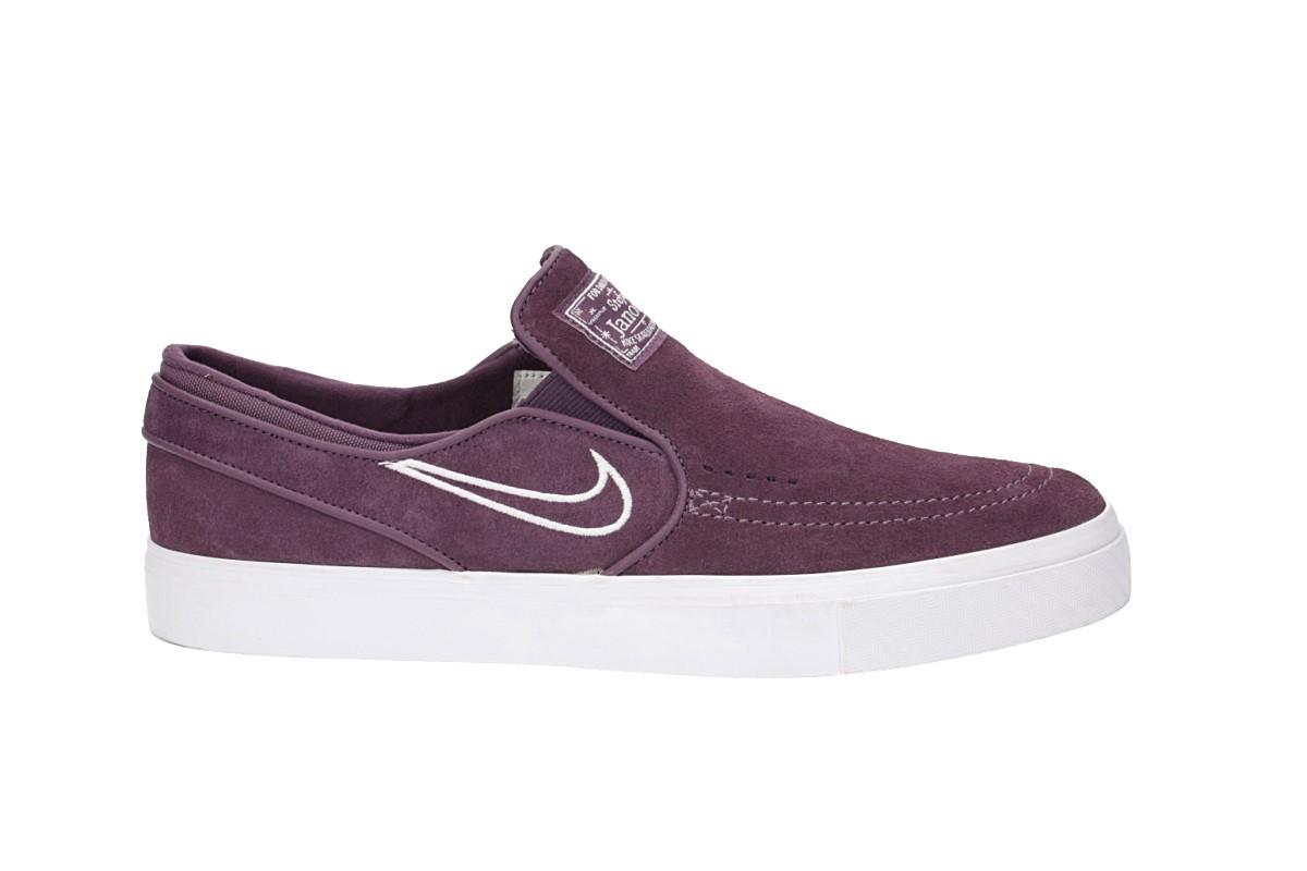 Nike SB Zoom Stefan Janoski Slip Chaussure (pro purple white)
