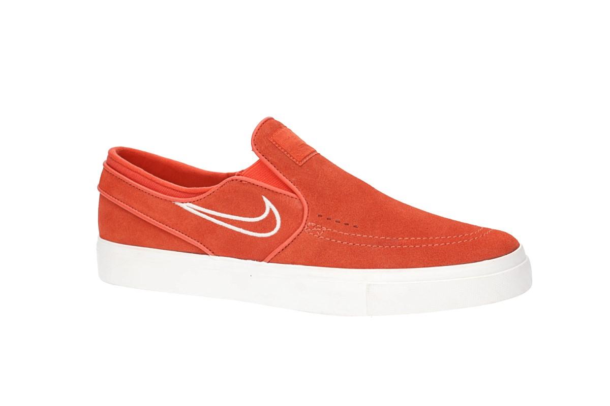 Nike SB Zoom Stefan Janoski Slip Chaussure (vintage coral sail)