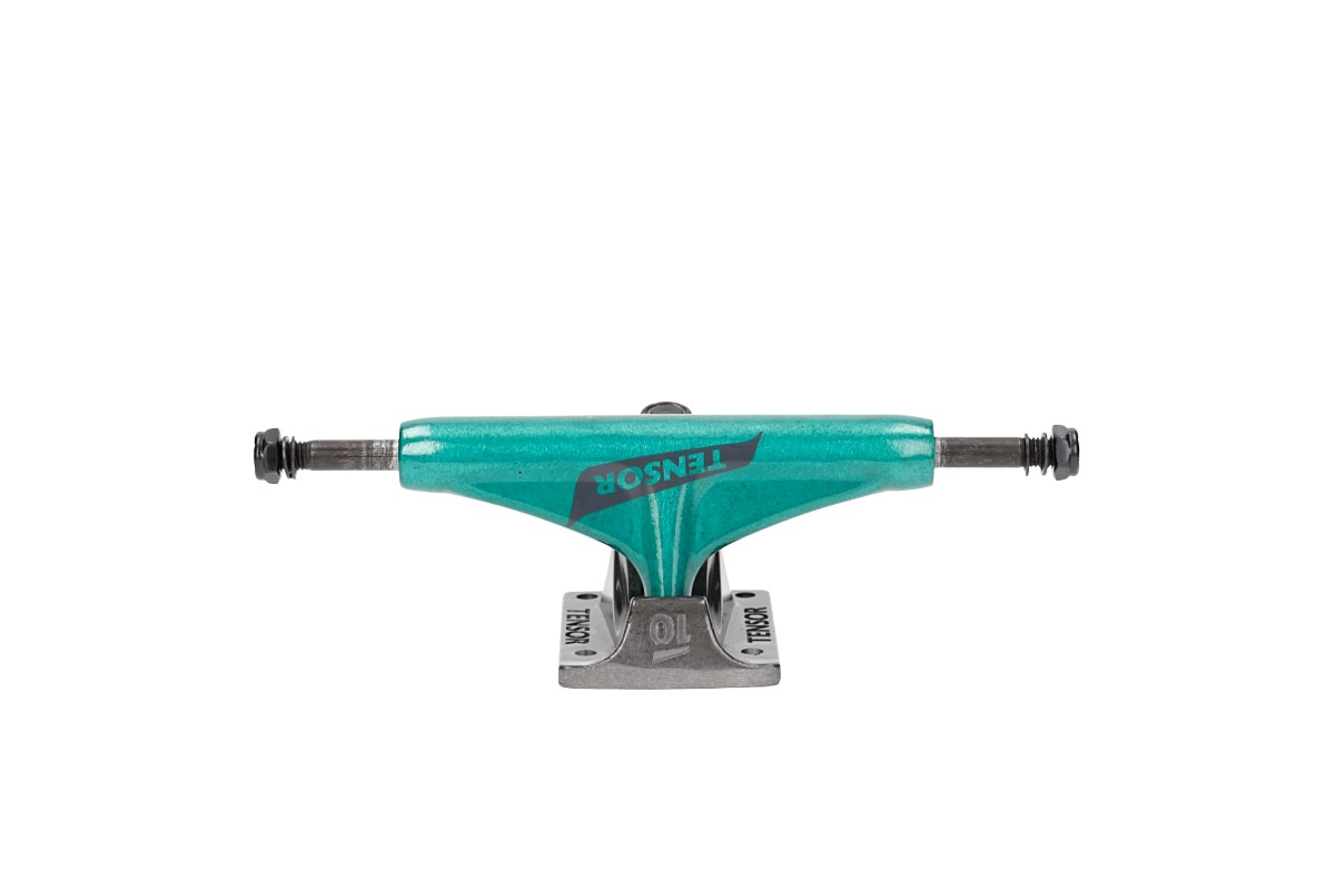 "Tensor Flick Aluminium TENs 5.25"" Regular Achse  (teal black) 2er Pack"