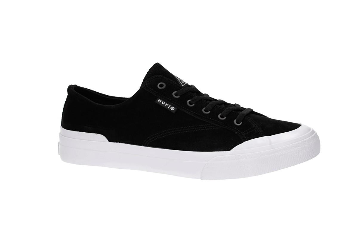 HUF Classic Lo Schuh (black white)
