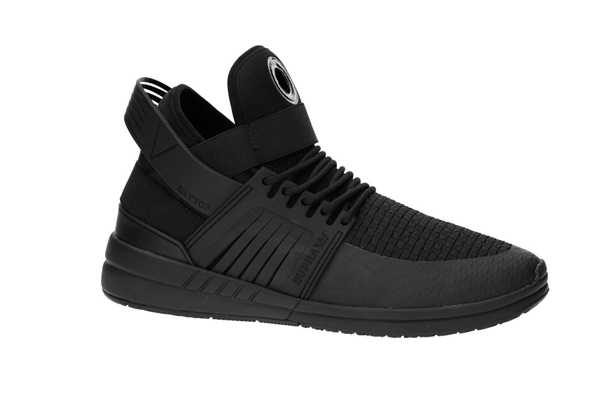 Supra Skytop V Shoes (black black) buy at skatedeluxe 0240eb2d11f