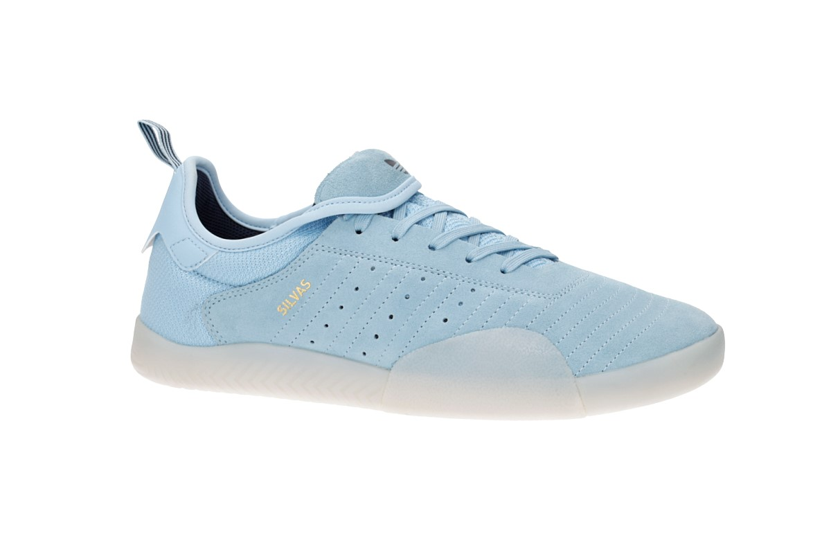 adidas Skateboarding 3ST.003 Shoes (clear blue collegiate navy)