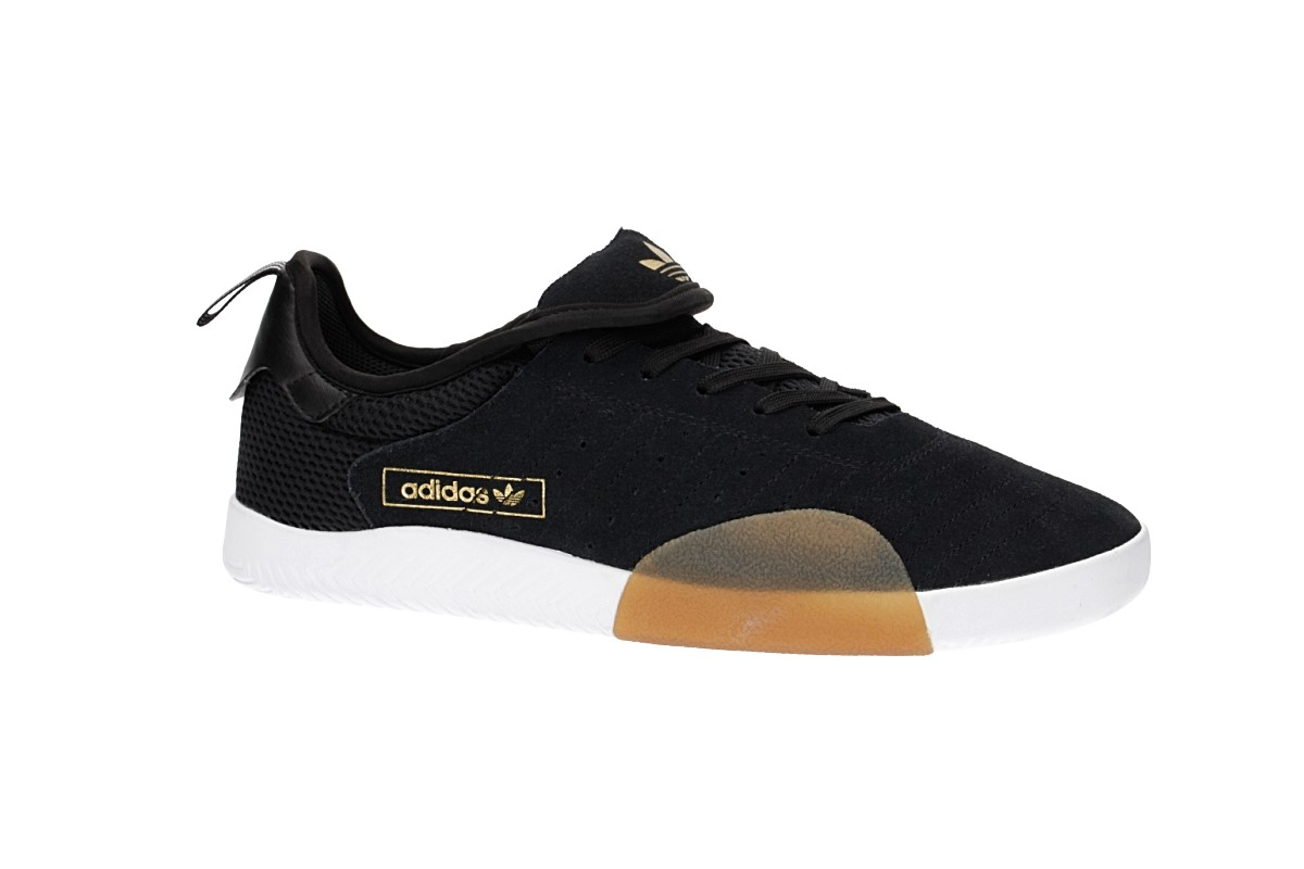 check out c53c2 397ee adidas Skateboarding 3ST.003 Shoes (core black light granite)