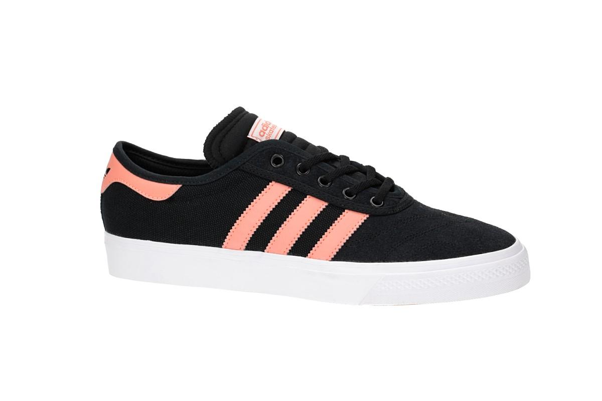 adidas Skateboarding Adi Ease Premiere Shoes (core black chalk coral)