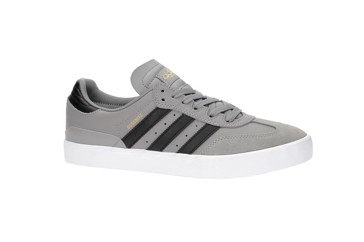 ce84ccb8fe ... mens shoes skate shoes 68671 7f5a6  coupon adidas skateboarding busenitz  vulc rx scarpa solid grey core black f3235 106bb