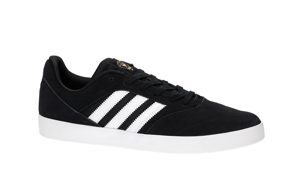 adidas Skateboarding Suciu ADV II Zapatilla (core black white gold)
