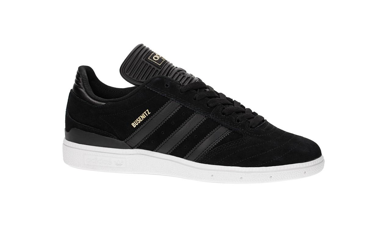 adidas Skateboarding Busenitz Schuh (core black core black white)