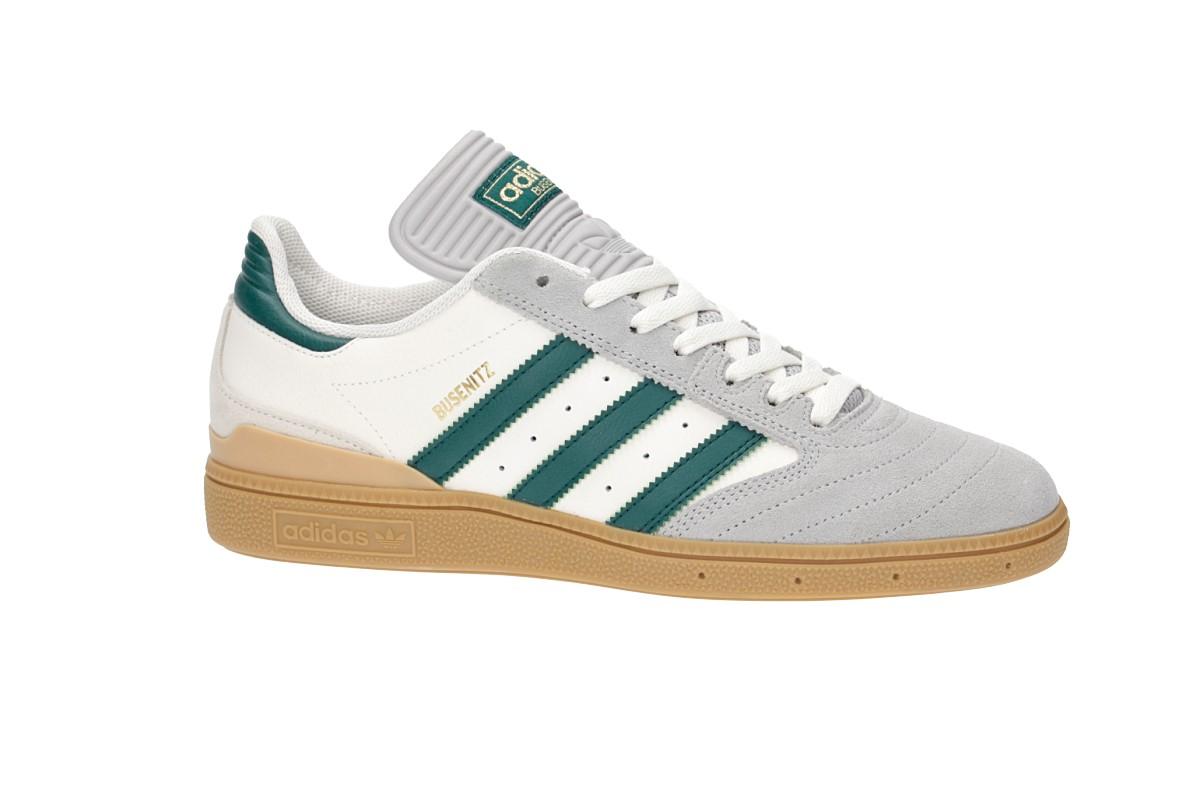 adidas Skateboarding Busenitz Schuh (grey collegiate green gum)