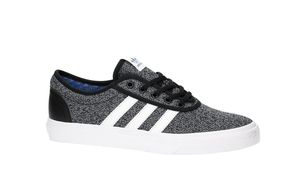 adidas Skateboarding Adi Ease Shoes (core black grey three white)