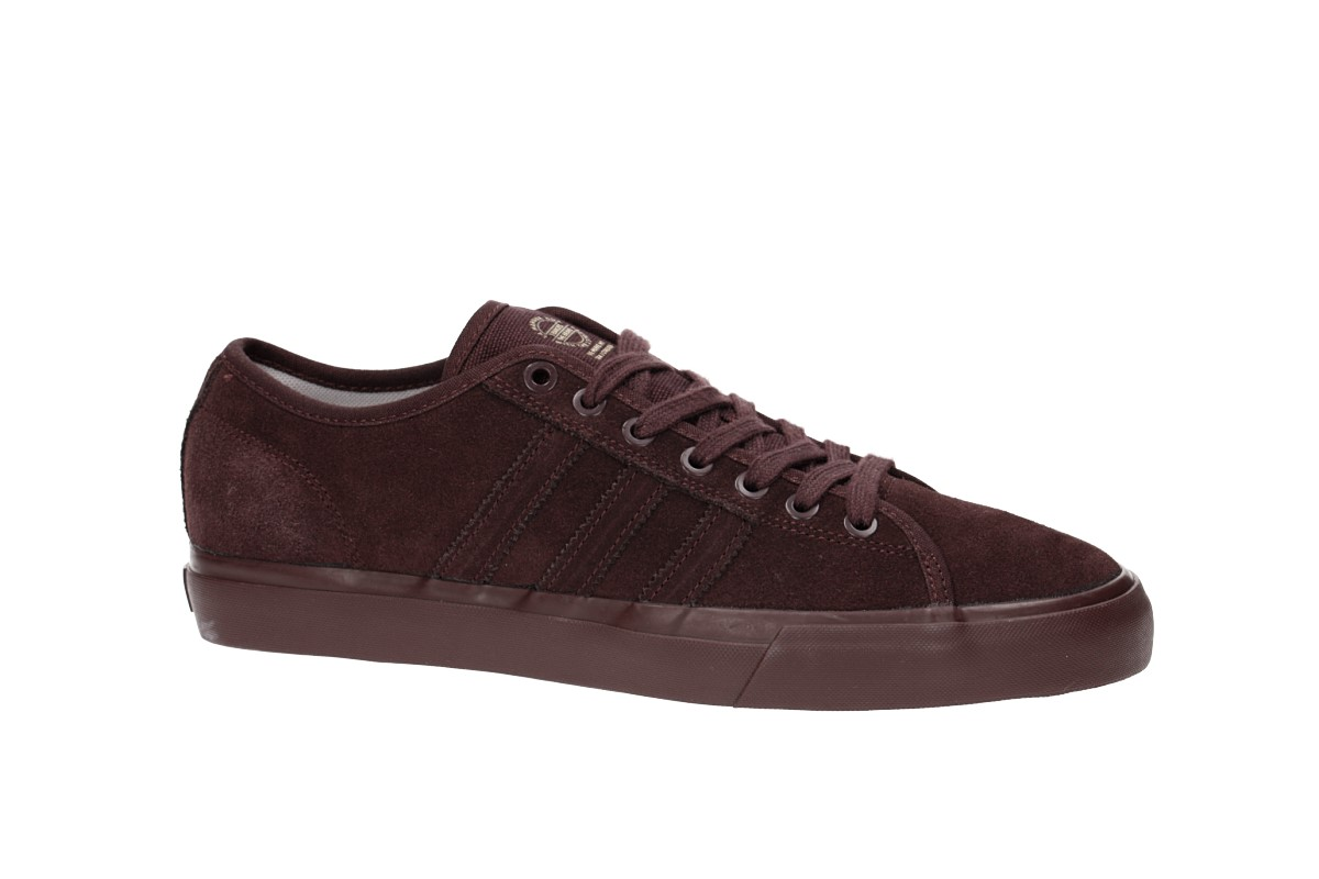 adidas Skateboarding Matchcourt RX Chaussure (night red)