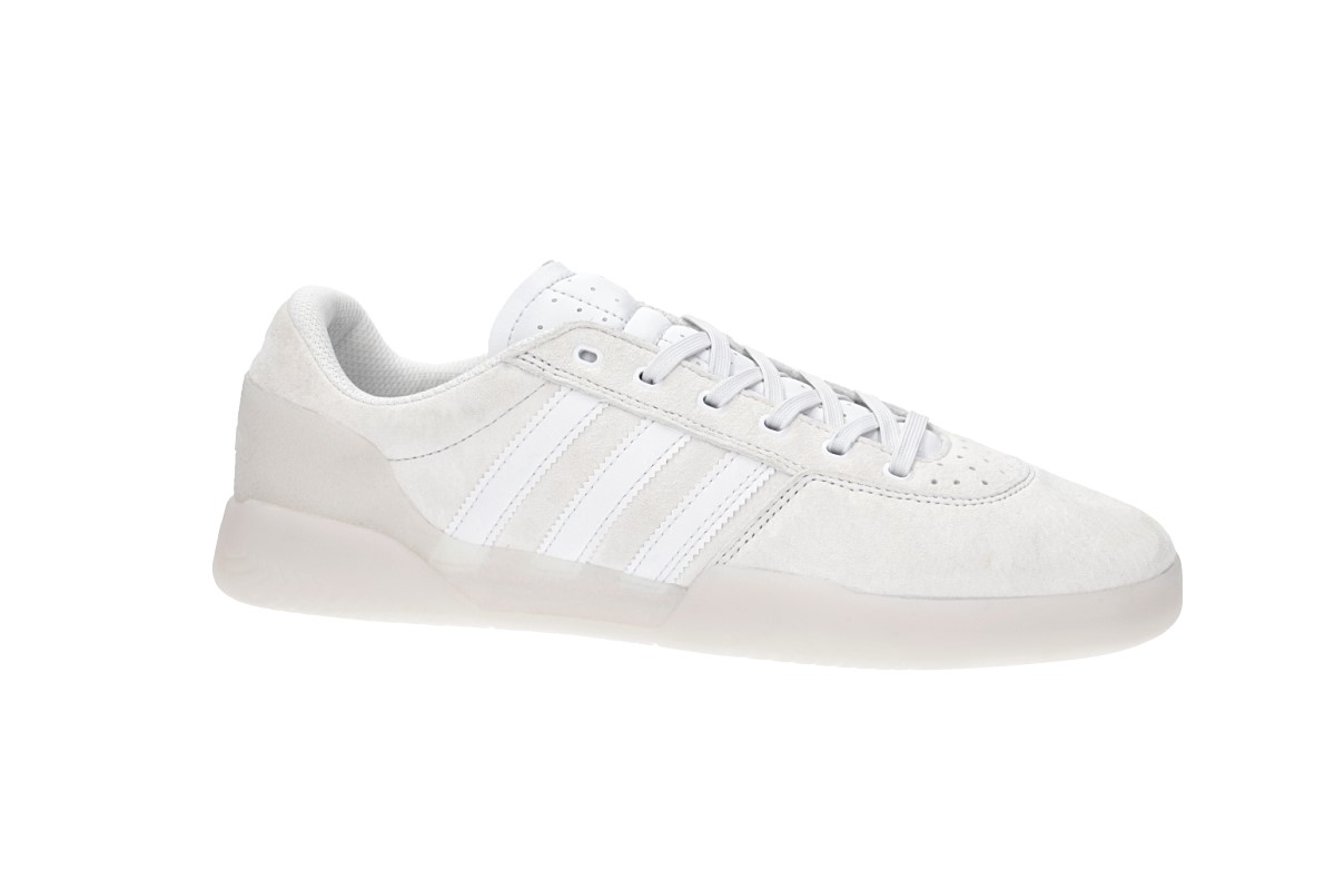 ae8ace256aff8c adidas Skateboarding City Cup Shoes (crystal white) buy at skatedeluxe