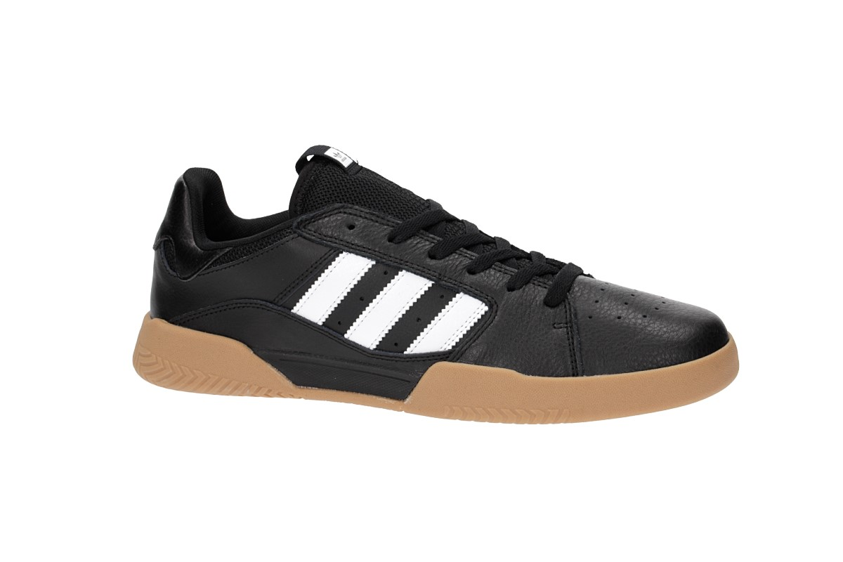 adidas Skateboarding VRX Low Zapatilla (core black white gum)