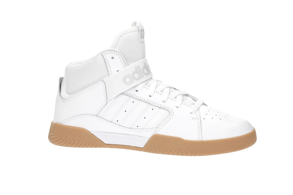adidas Skateboarding VRX Mid Schoen (white white gum)