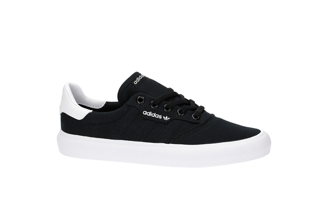 adidas Skateboarding 3MC Shoes kids (core black core black white)