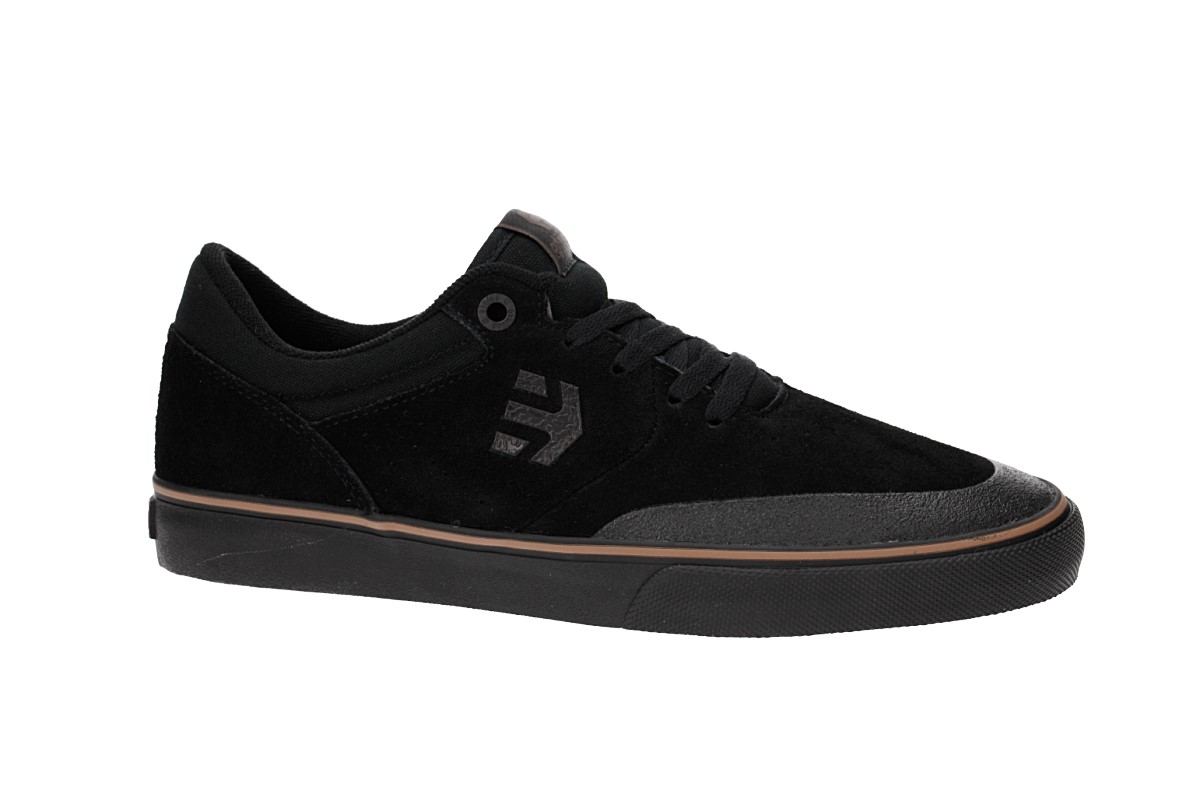 Etnies Marana Vulc Shoes (black dark grey gum)