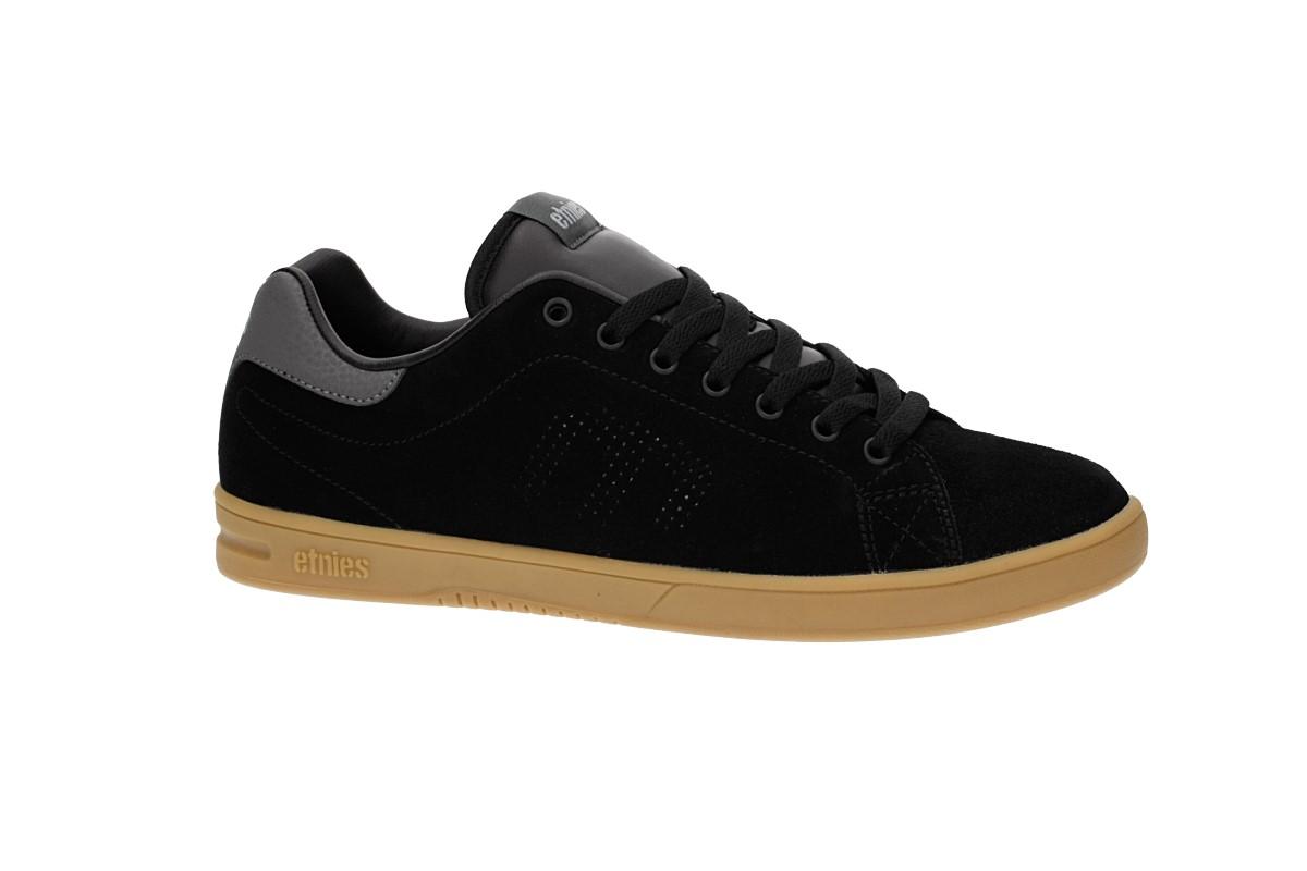 Etnies Grau Callicut LS Schuh (schwarz Grau Etnies gum) kaufen bei skatedeluxe f697ab