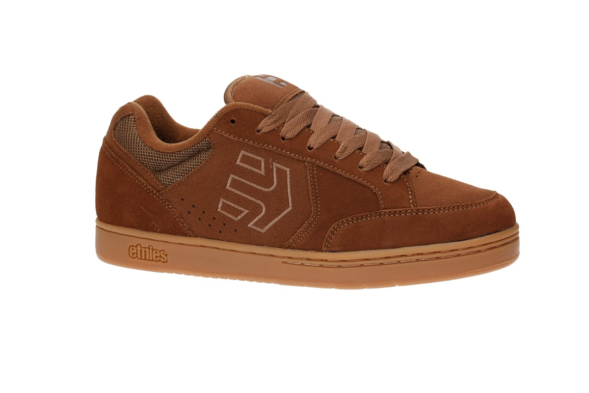Etnies Swivel Schuh (brown brown gum)