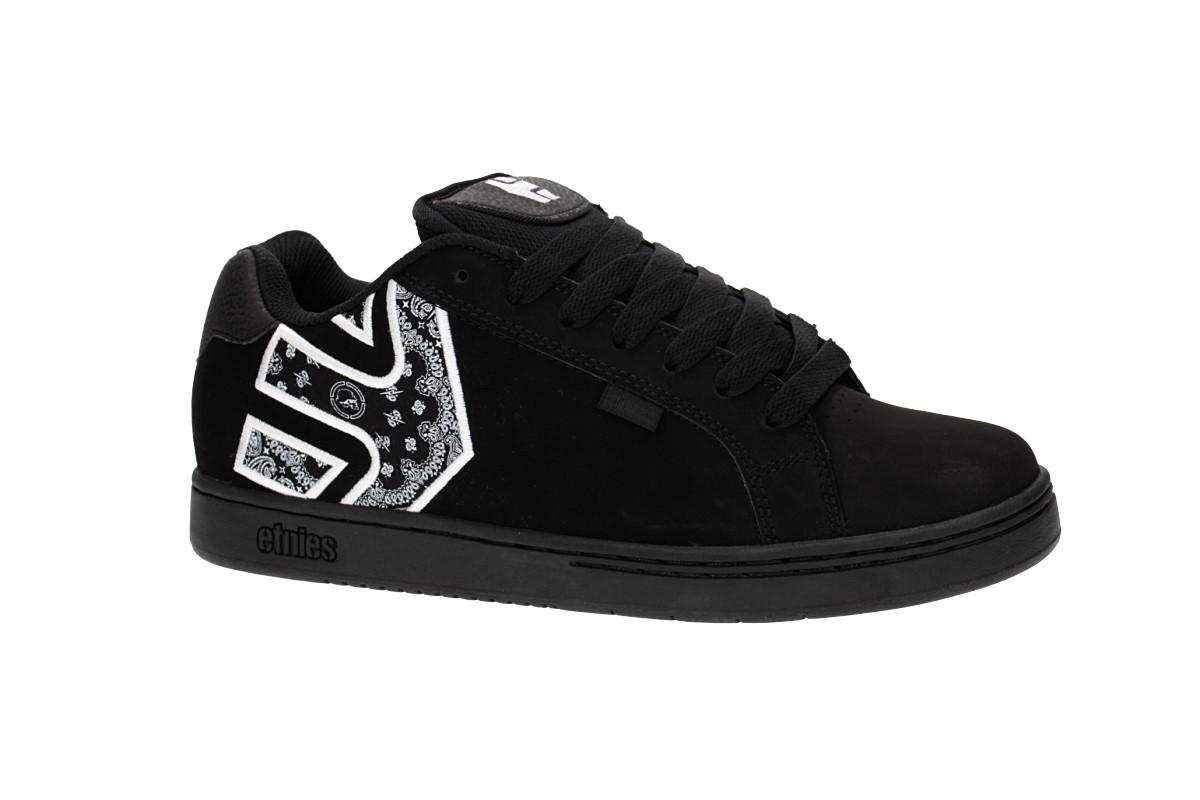 Etnies Metal Mulisha Fader Schuh (black white black)