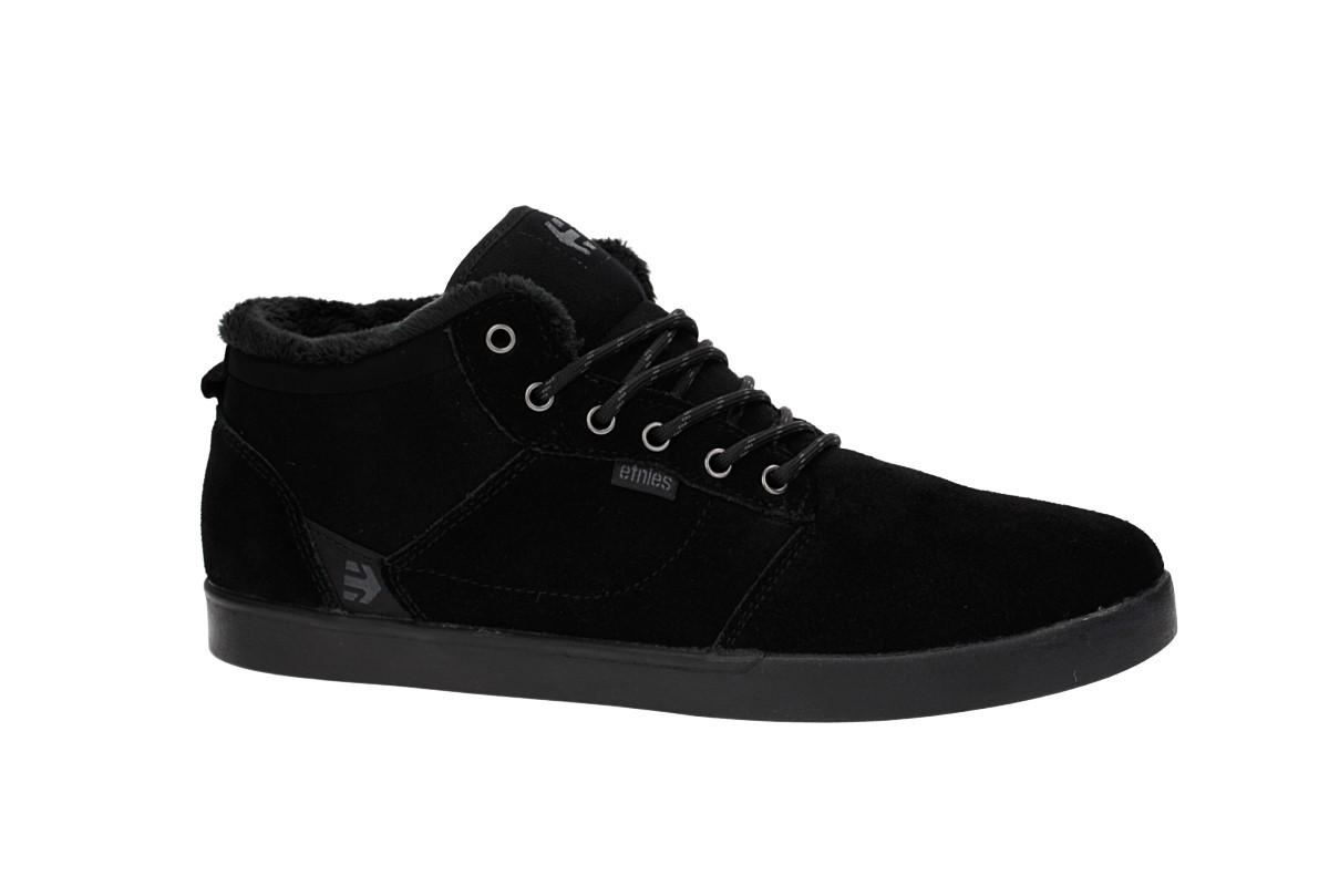 Etnies Jefferson Mid Schuh (black black)