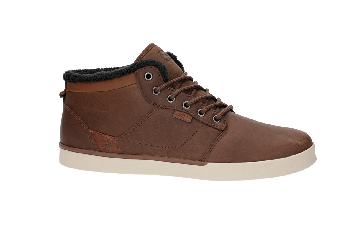 Etnies Jefferson Mid Schoen (brown tan)