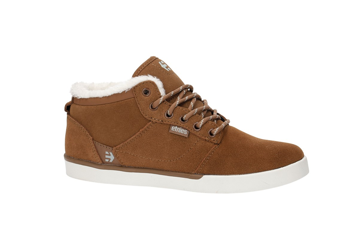 Etnies Jefferson Mid Shoes women (brown)