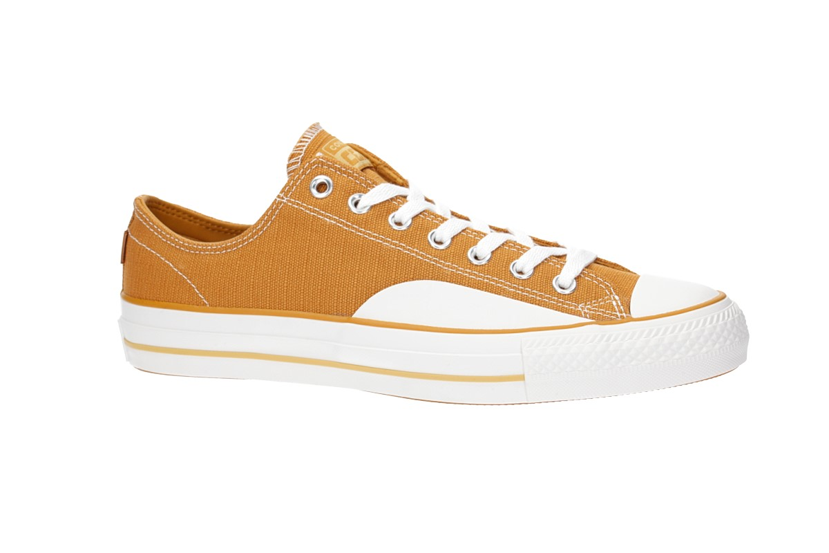 1f83adeca7b7 Converse Chuck Taylor All Star Pro Shoes (turmeric gold vintage white)