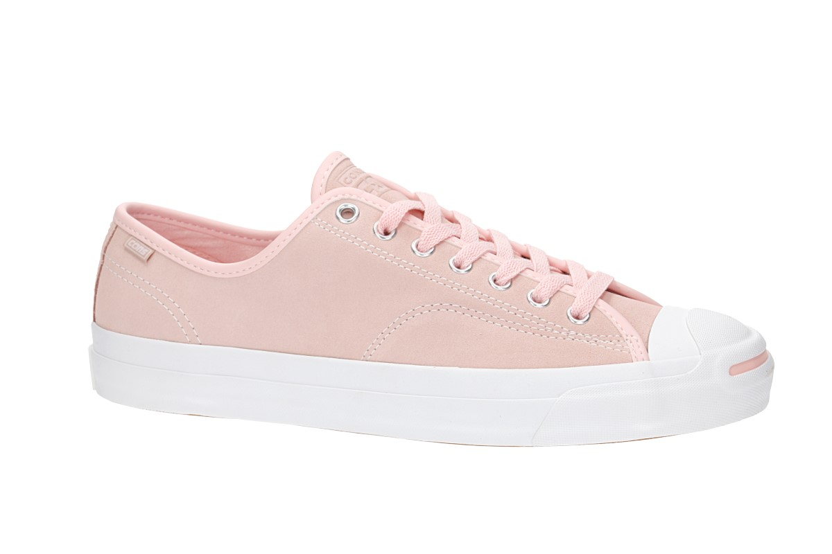 85336cd1bd6a Converse Jack Purcell Pro Shoes (storm pink white gum) buy at ...