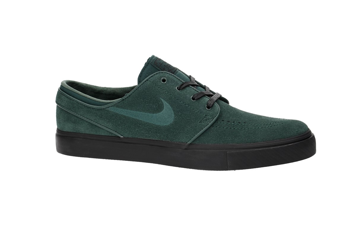 Nike SB Zoom Stefan Janoski Chaussure (midnight green black)