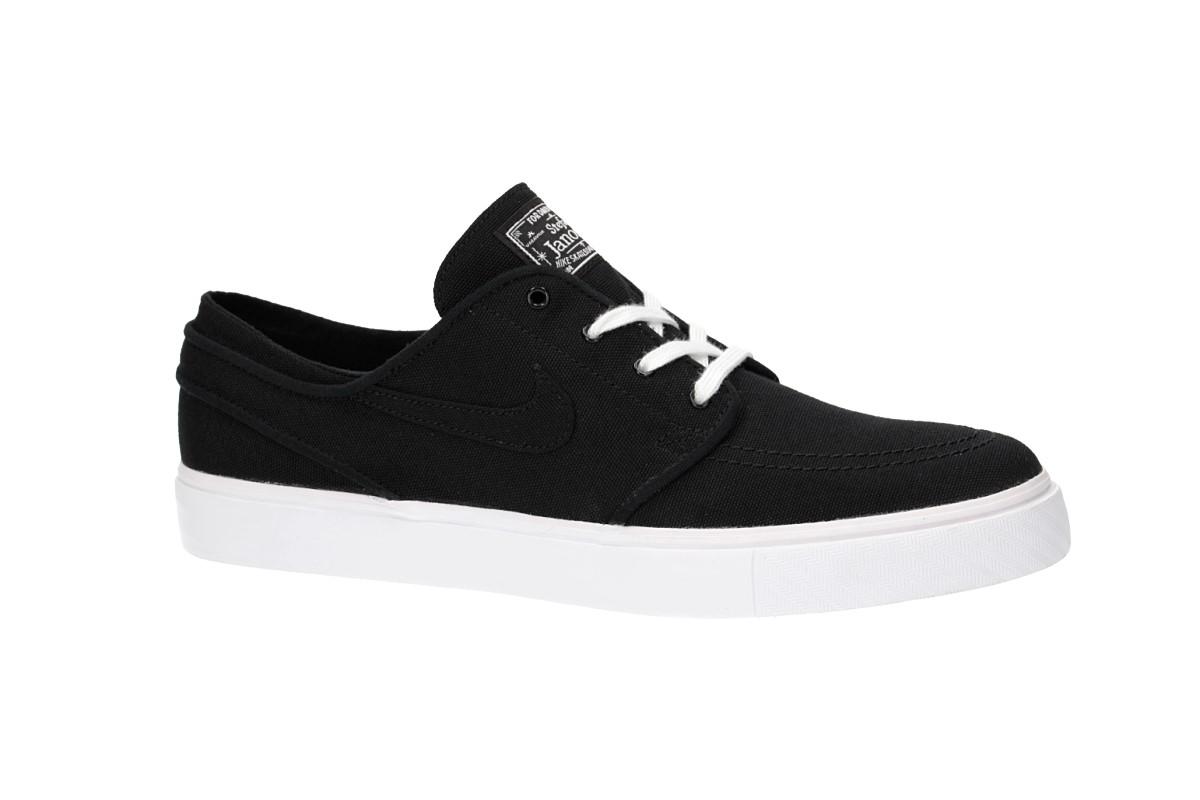 c857d073597 Nike SB Zoom Stefan Janoski Canvas Shoes (black black white) buy at ...