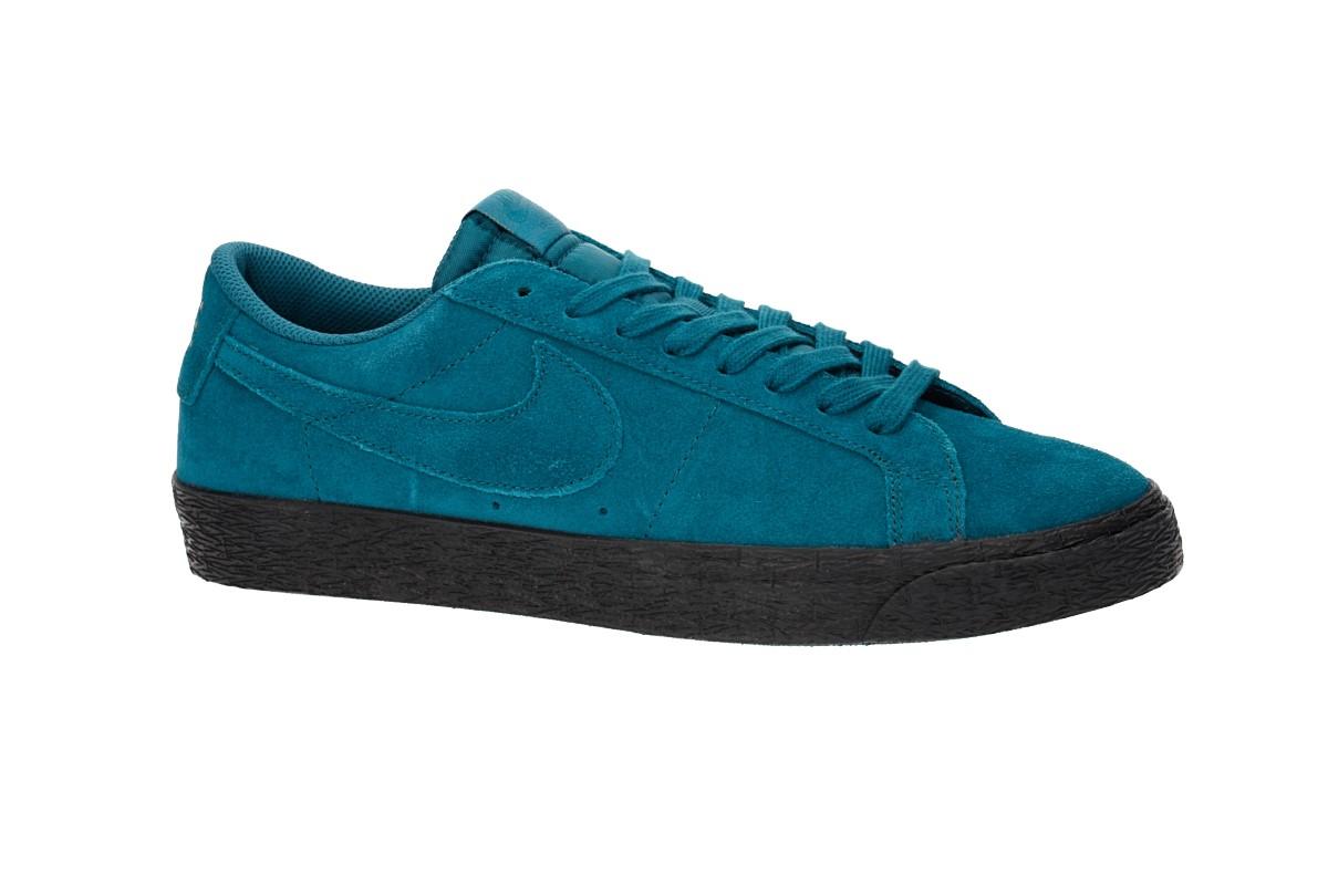 Nike SB Zoom Blazer Low Chaussure (geode teal black)
