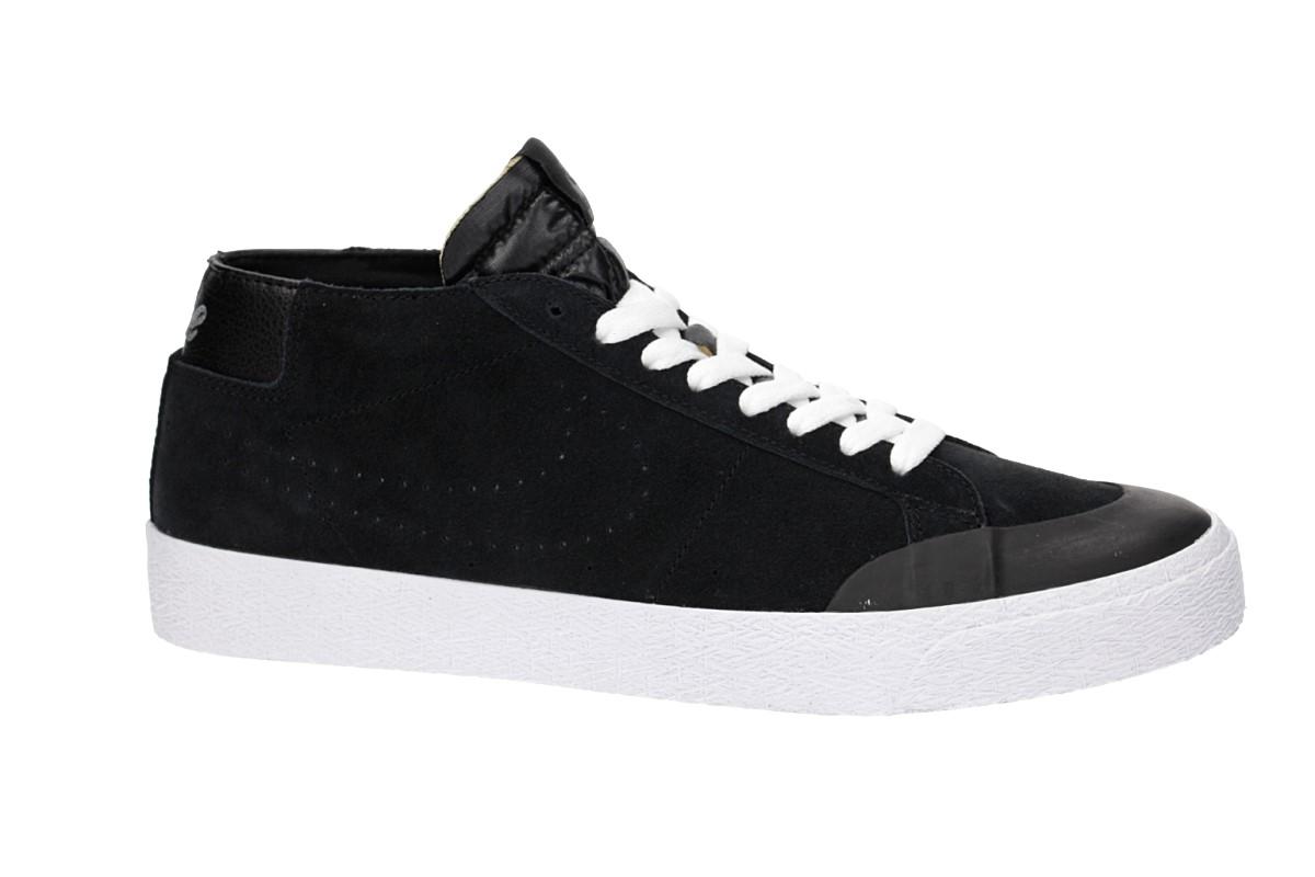 Nike SB Zoom Blazer Chukka XT Schuh (black black gunsmoke)
