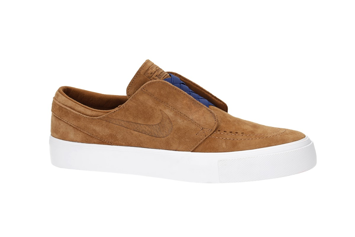 Nike SB Zoom Janoski HT Slip Chaussure (light british tan)
