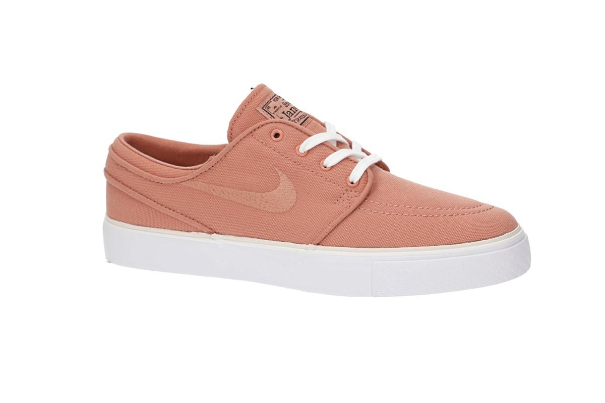 Nike SB Zoom Stefan Janoski Canvas Schuh women (terra blush)
